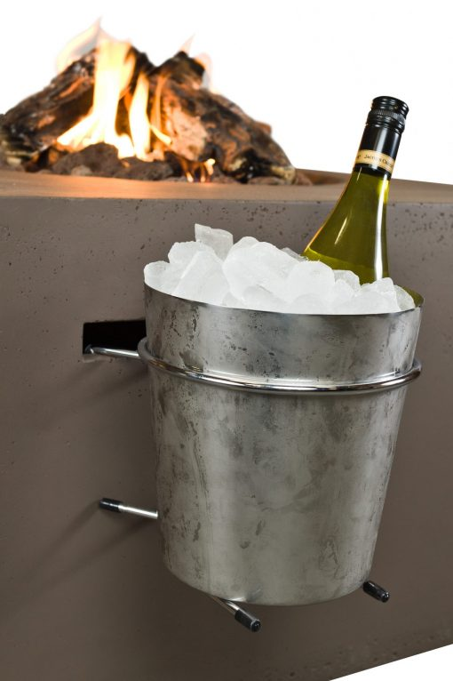 Wine Chiller For Happy Cocooning Fire Bowls