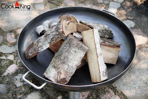 wood fire bolw