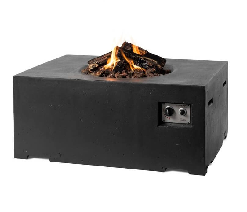 Contemporary Fire Pit