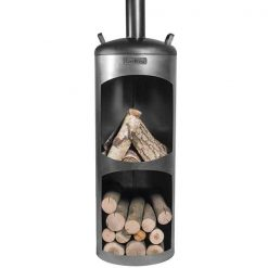 Outdoor Wood Burner