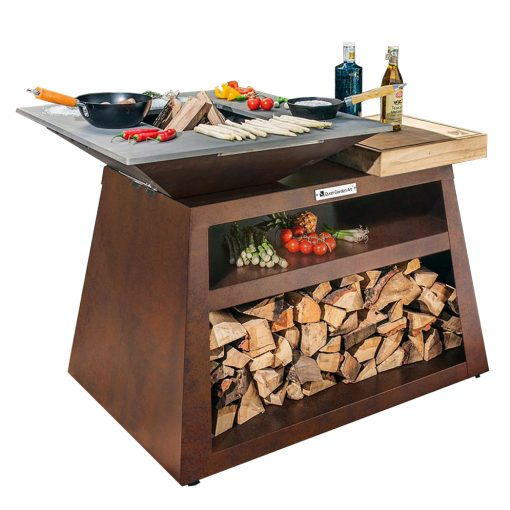 BBQ With Table