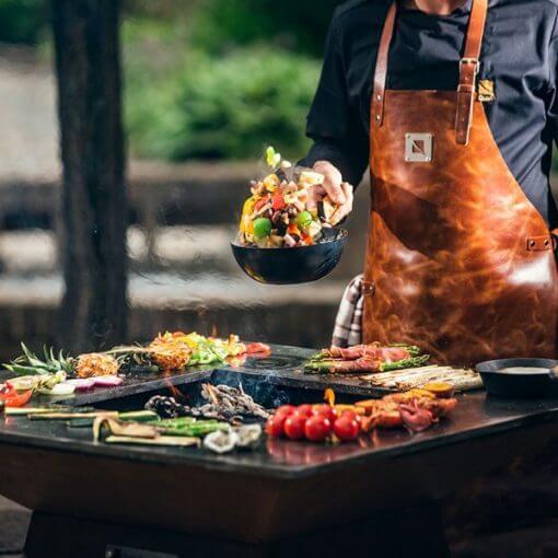 luxury barbecue