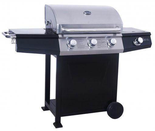 Stainless steel bbq gas