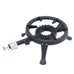 Single Burner Cast Iron Boiling Ring 5.8kw