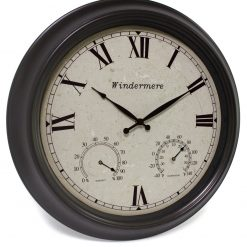 Windermere 46cm Outdoor Clock
