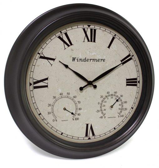 Windermere 46cm Outdoor Clock