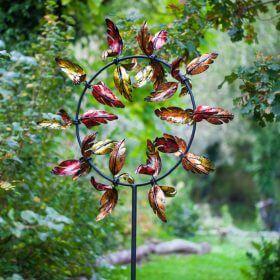 Garden Wind Sculpture Chatsworth Cascade
