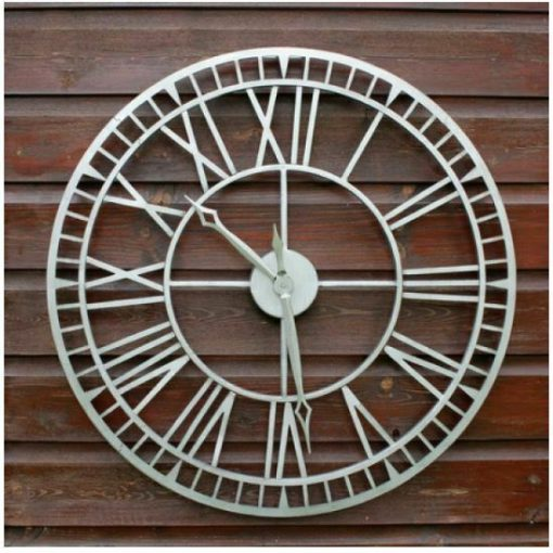 jonart design outdoor clocks