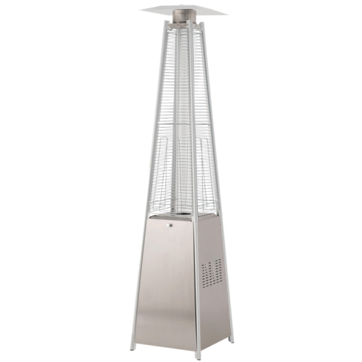 Patio Heater Pyramid