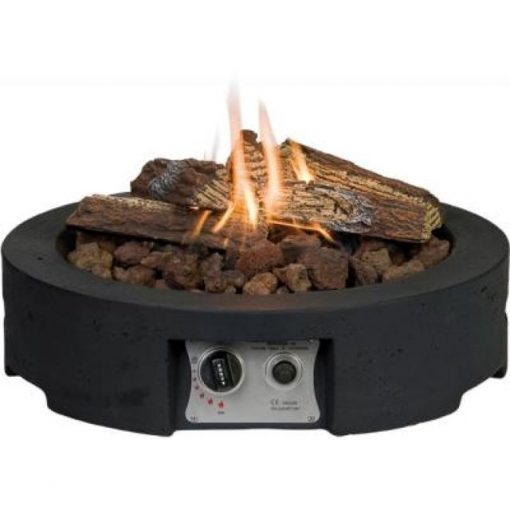 Tabletop Gas Heater Round Cocoon