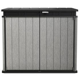 Grey Garden Storage Box