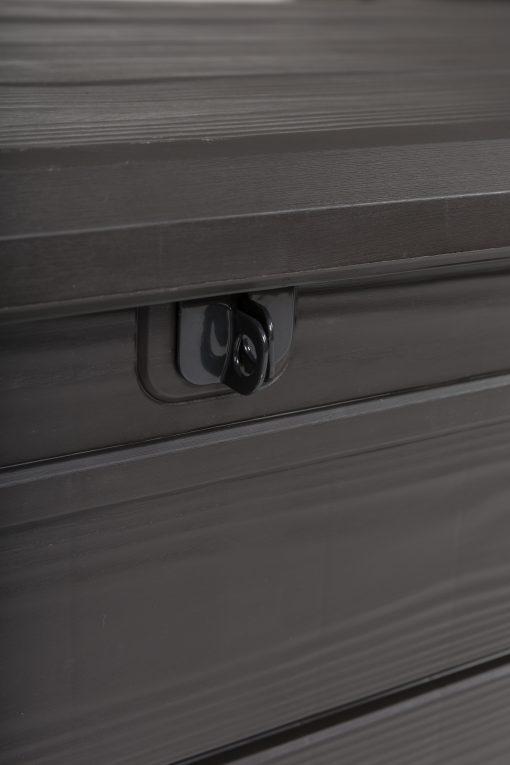 Saxon Wood Look XL Storage Box