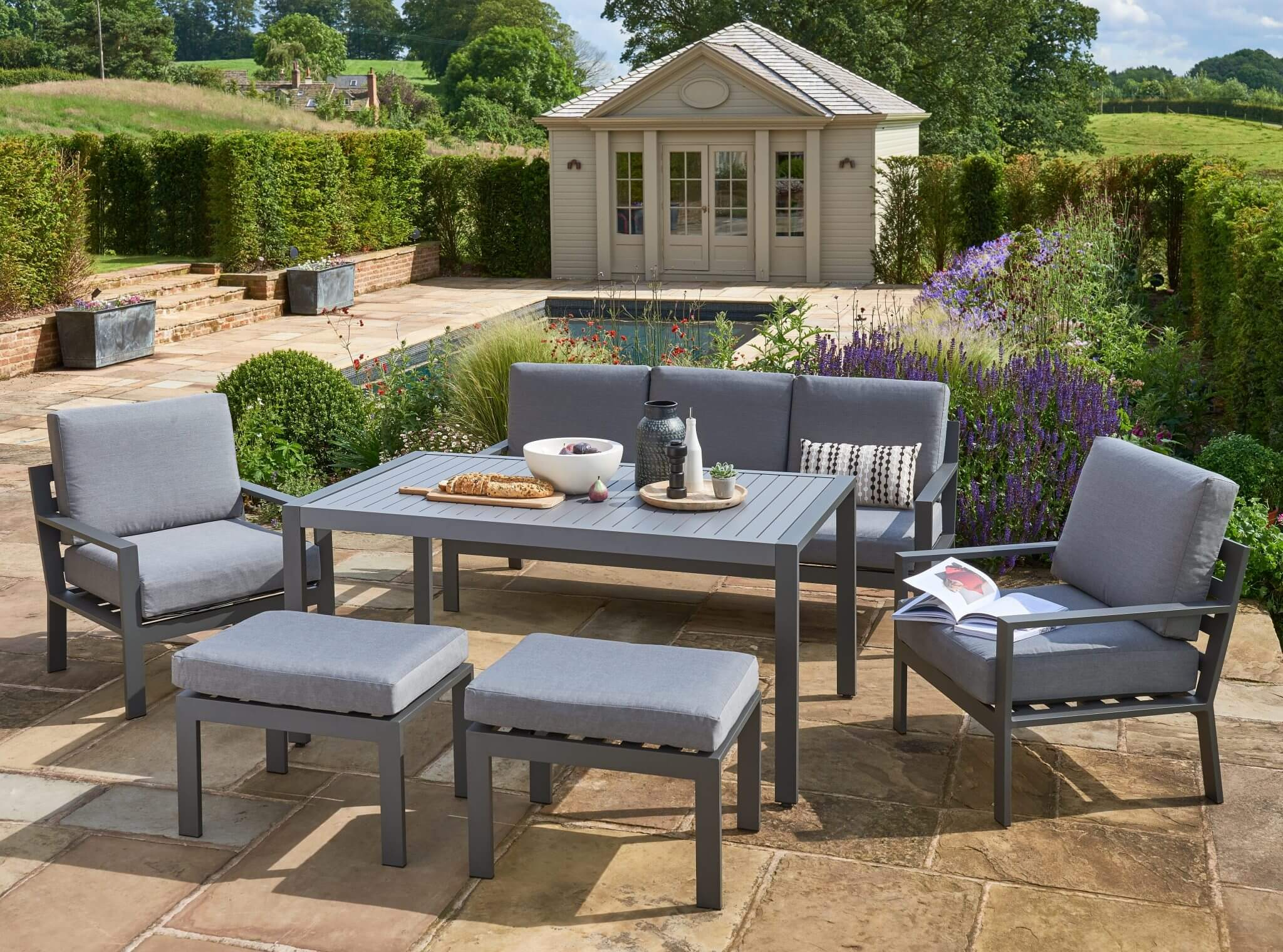 Titchwell Garden Lounge Set