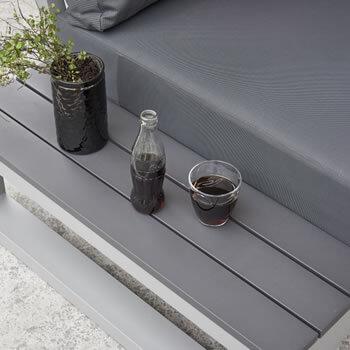 Mallorca Outdoor Corner Sofa