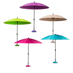 Colourful Garden Parasol
