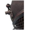 Large Cast Iron Chiminea