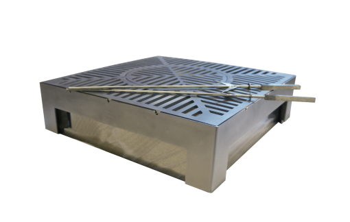 Quan 3 In 1 large Grill Accessory