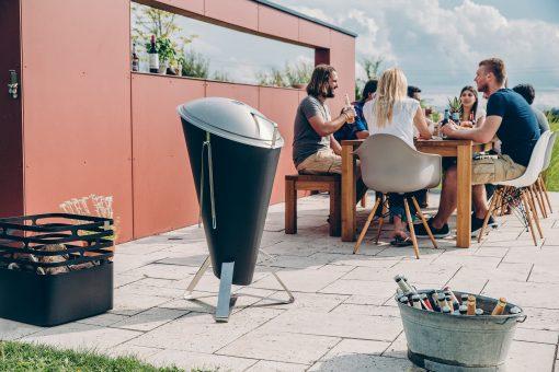 Höfats Cone Charcoal BBQ