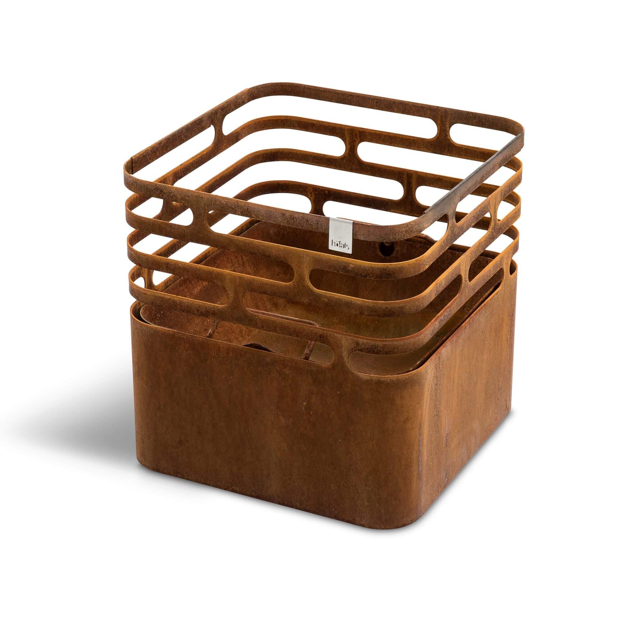 Höfats Cube Rusty