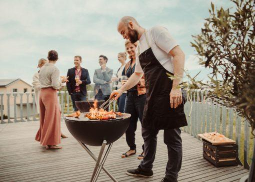 Designer Fire Pit