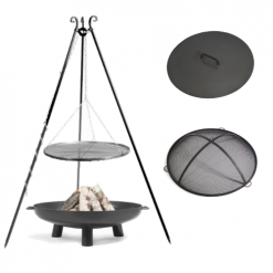Garden Fire Pit Bundle Deal