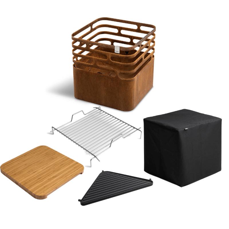 Höfats Cube Rusty Bundle Deal